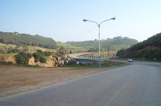 Le Pont Marquant  ( boumarka)