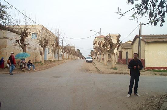 Rue de l'hopital