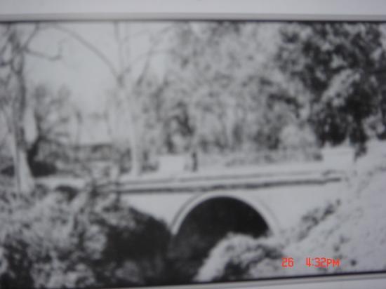 le Pont de la Chaumière