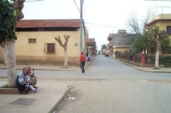 Rue des écoles