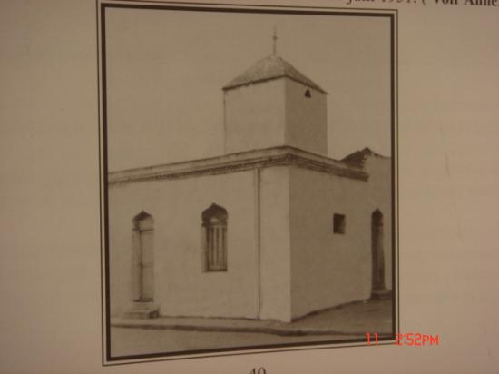 premiere Mosquée de Marengo
