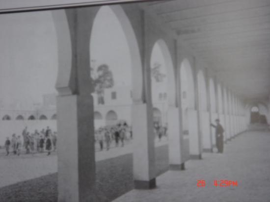 cour de récréation (école du square)