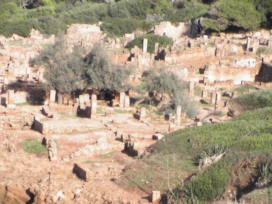les Ruines Romaines
