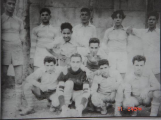 Equipe junior de l'USMM 1949