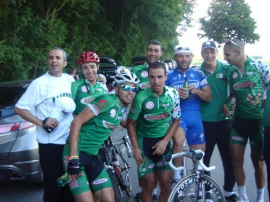Equipe nationale cycliste