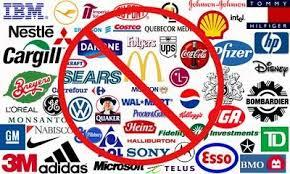 Produits boycottes